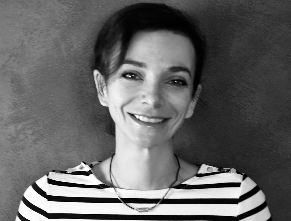 Inna Barmashenko, Marketing Managerin at text&form