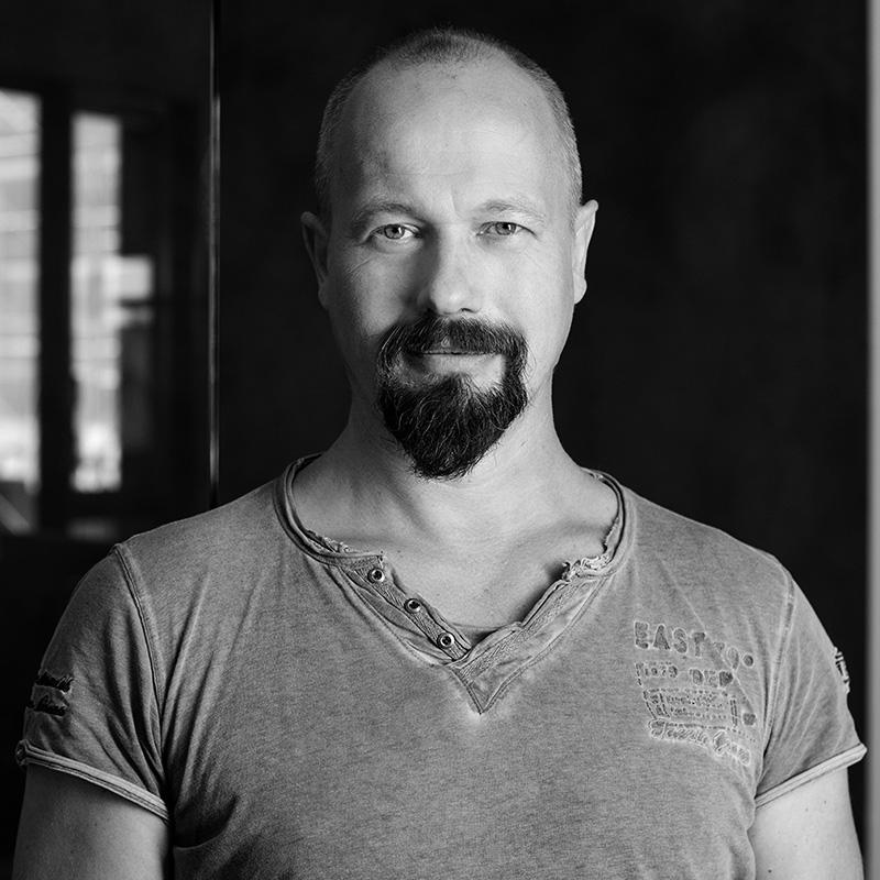 Thomas Senf, Geschäftsführer von text&form