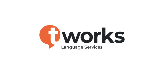 t'works Language Service Logo