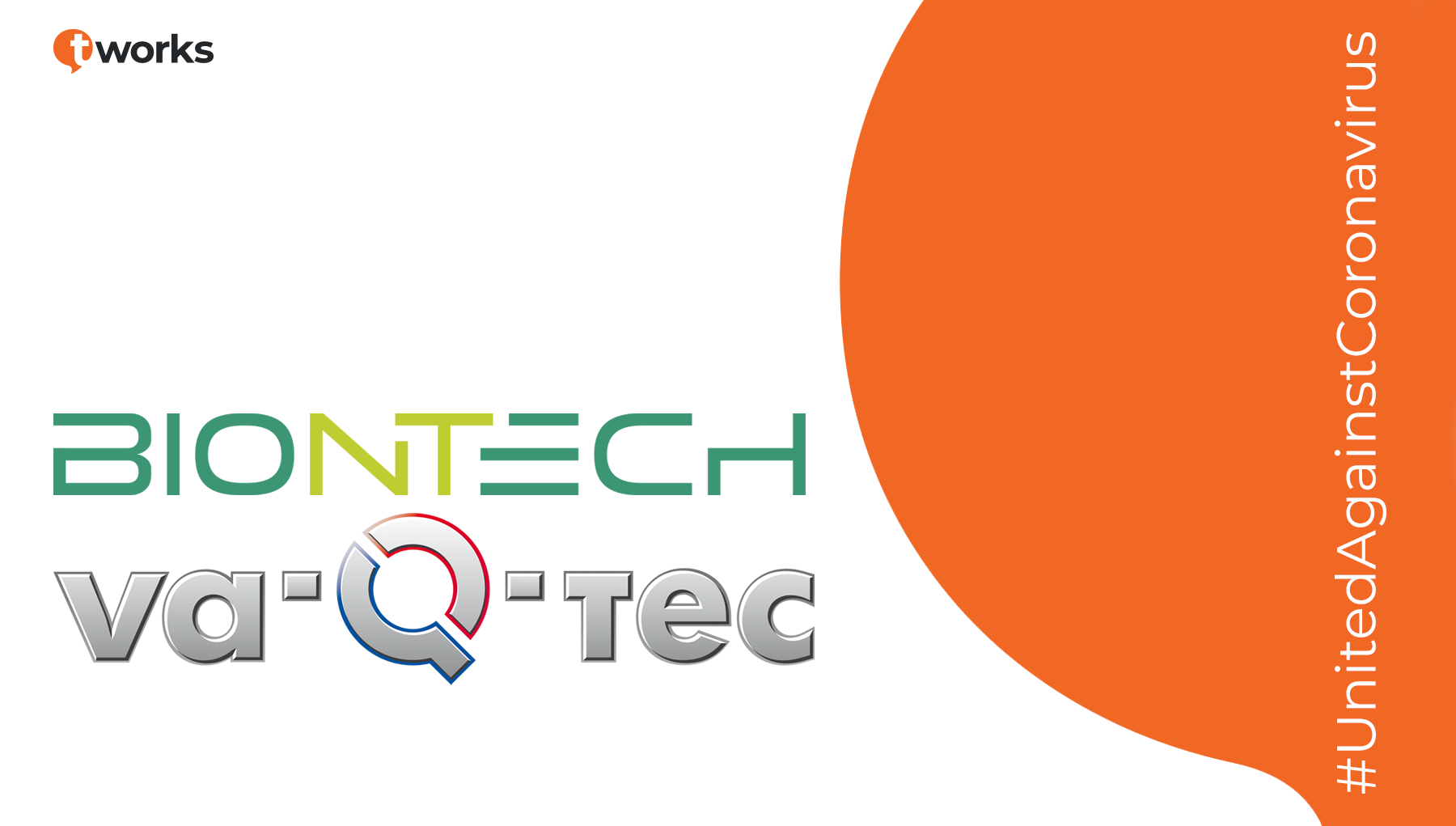 Biontech und Va-Q-Tec - t'works customers