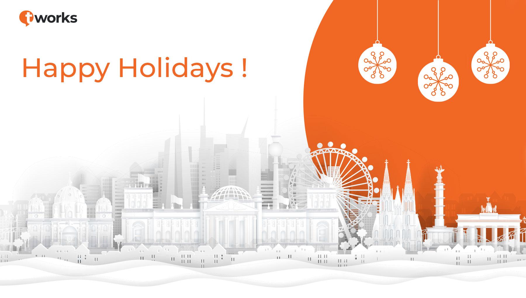 Happy Holiday Season at t'works translations