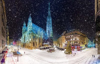 kunsterhalten in Vienna - Charity Campaign by the t'works