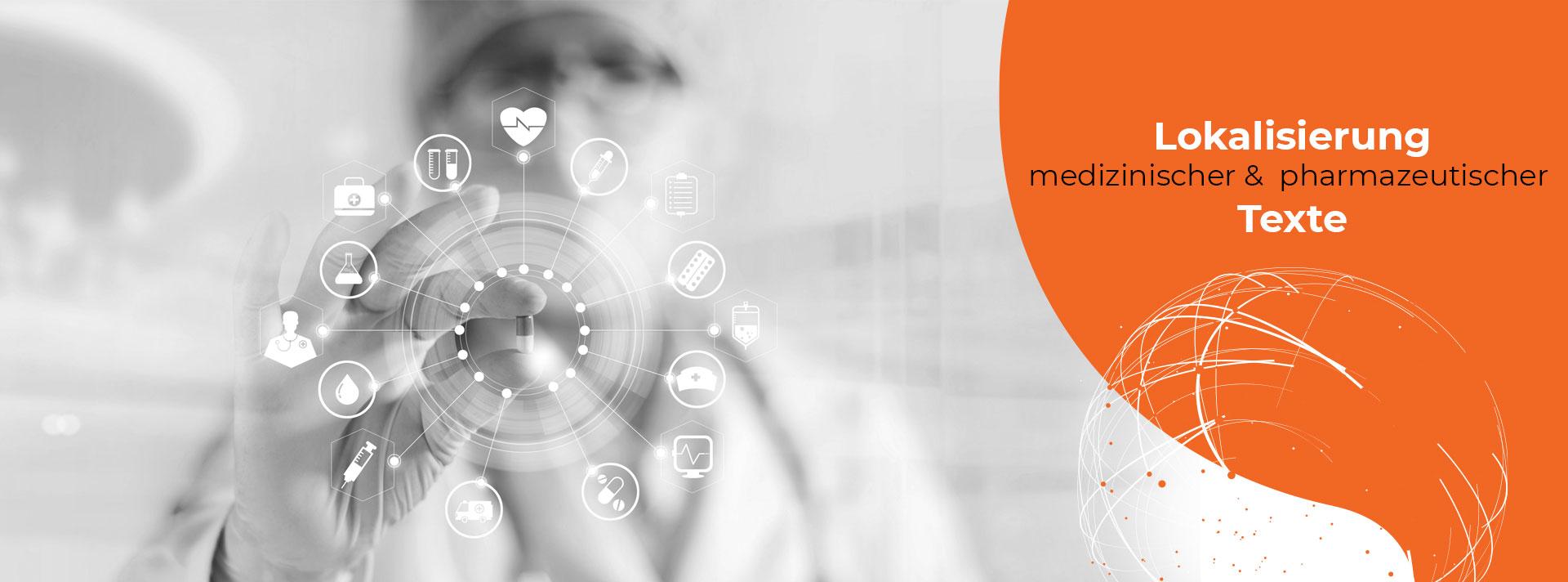 Lokalisierung medizinischer und pharmazeutischer Texte