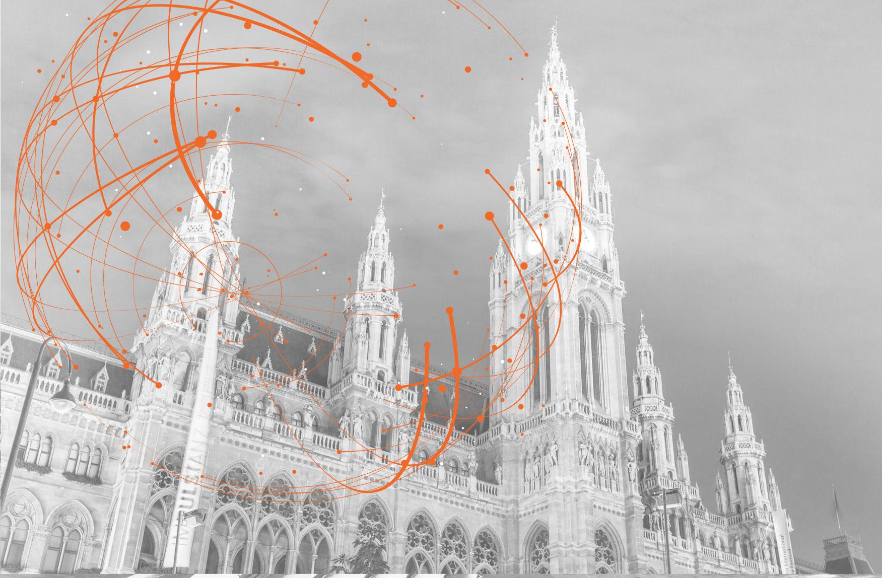 Vienna, City Hall, t'works company