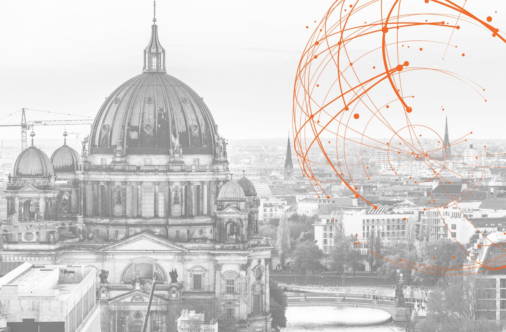 Berliner Dom, t'works Niederlassung in Berlin