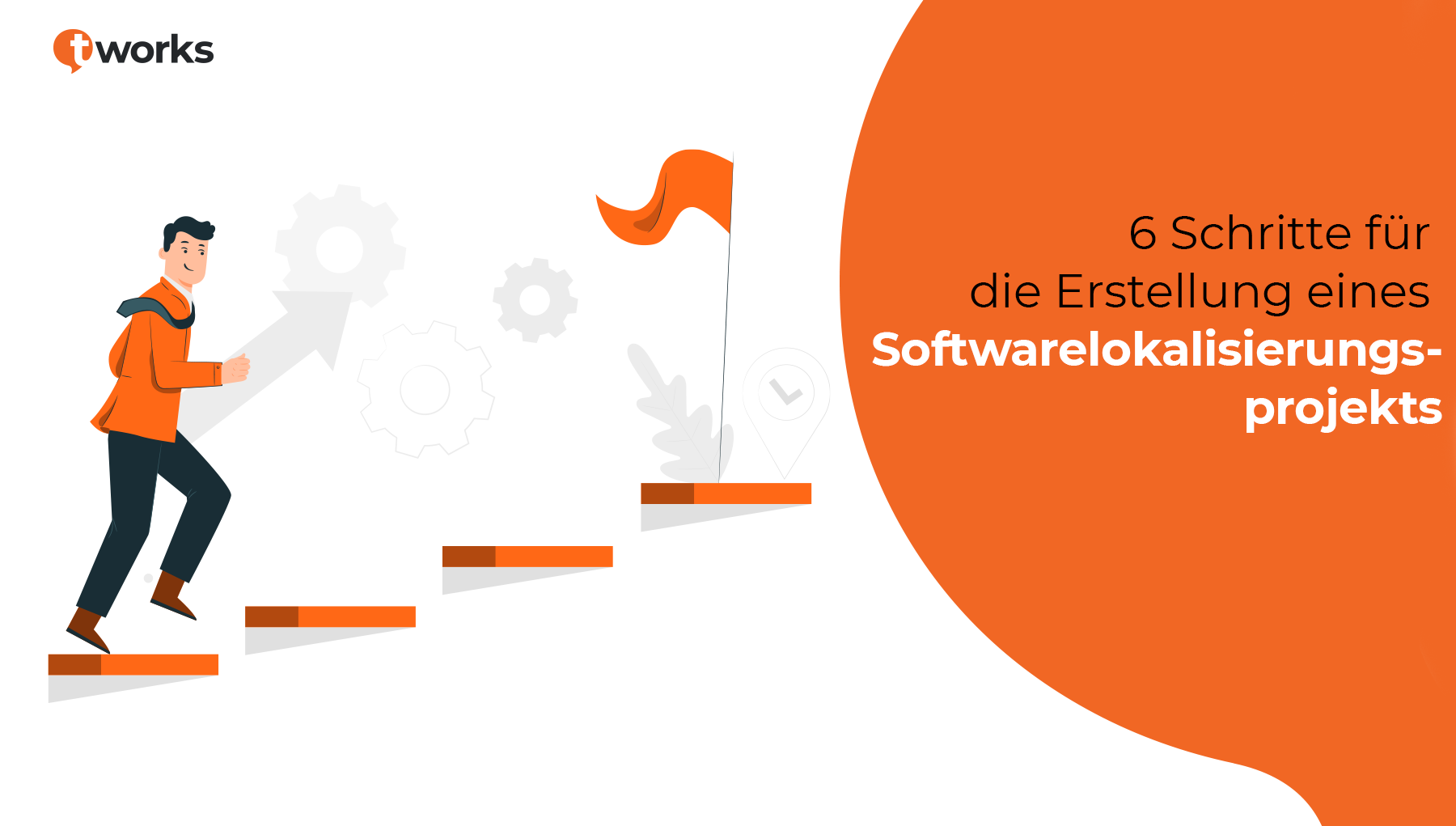 Softwarelokalisierung bei t'works