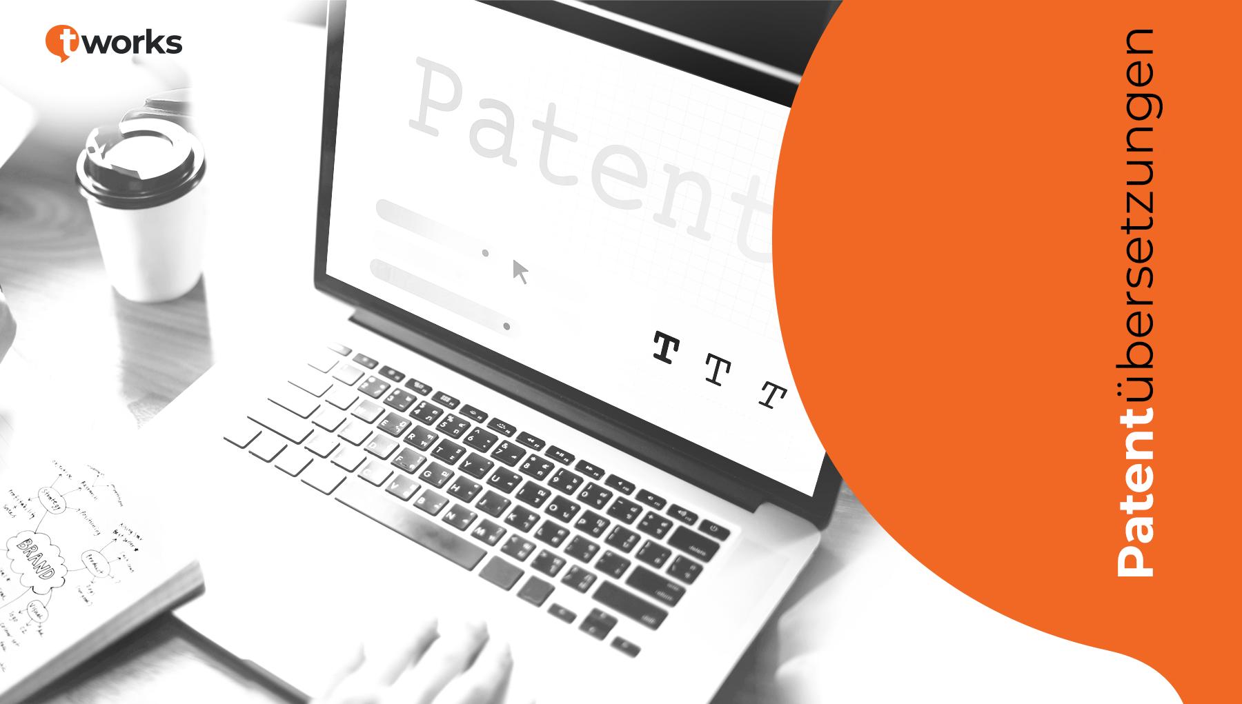 Patentübersetzungen bei t'works