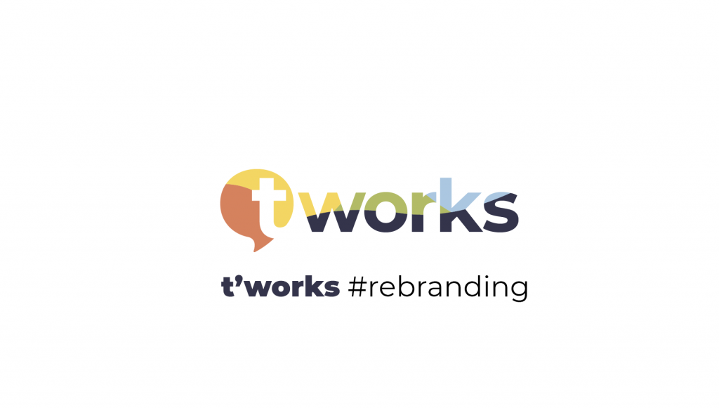 new t'works logo